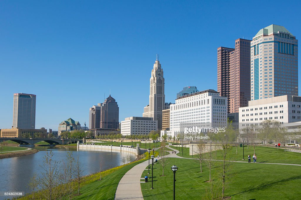 Columbus Ohio In The Spring Stock Foto Getty Images