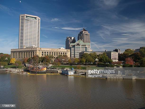 Columbus, Ohio Riverfront