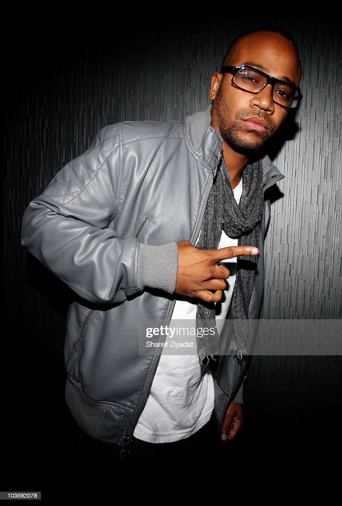 Columbus Short attends Sujit Kundu's 15th annual 21st birthday party at SL on August 23 2010 in New York City