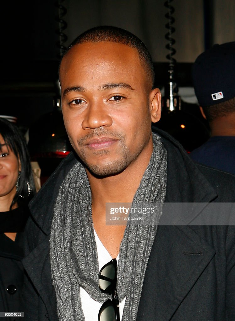 Columbus Short visits Planet Hollywood Times Square on November 30 2009 in New York City