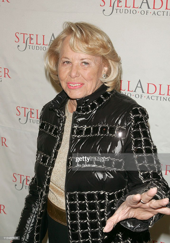 Columnist Liz Smith arrives at the 4th Annual Stella by Starlight Gala Benefit Honoring Martin Sheen at Chipriani 23rd st on March 17, 2008 in New York City.
