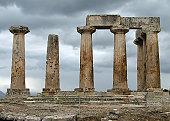 Columns of corinth