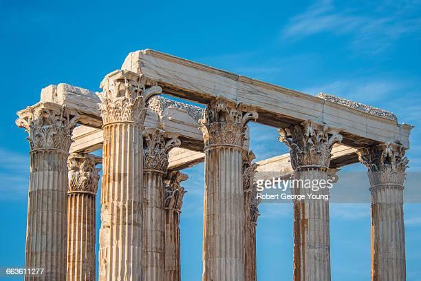 Temple De Zeus Olympien Photos et images de collection ...