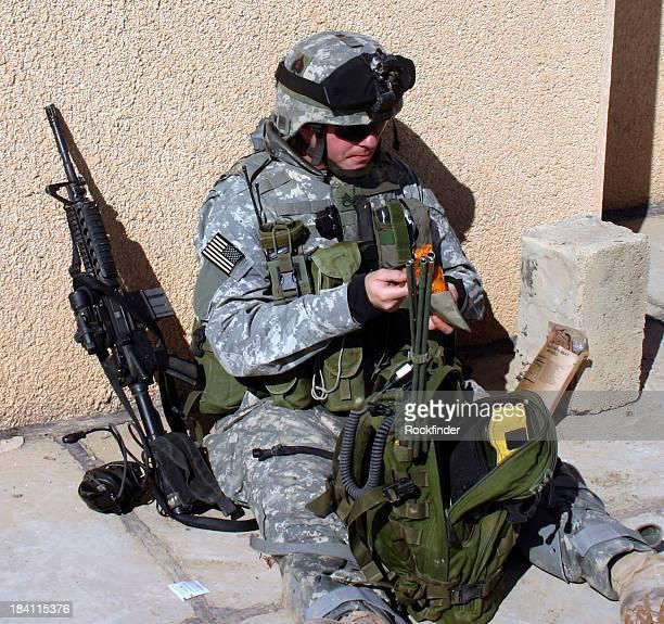 Combat Lunch