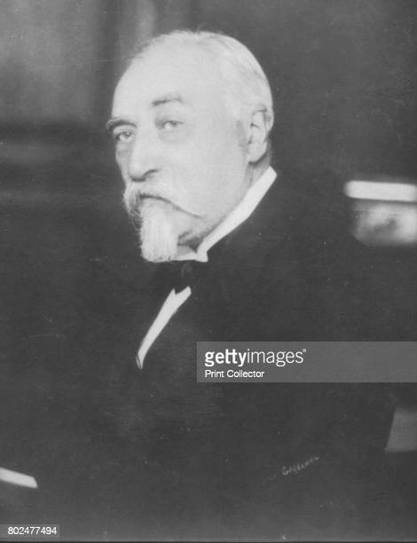 Combes' c1893 …mile Justin Louis Combes French statesman From the 2e collection [Felix Potin c1893] Artist Aaron Gerschel