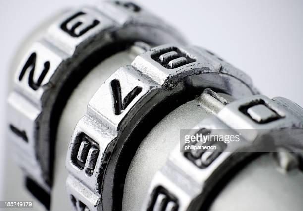 Combination lock macro