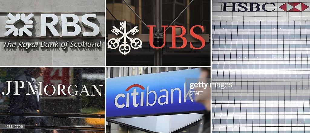Of the royal bank of scotland rbs jp morgan chase ubs citibank