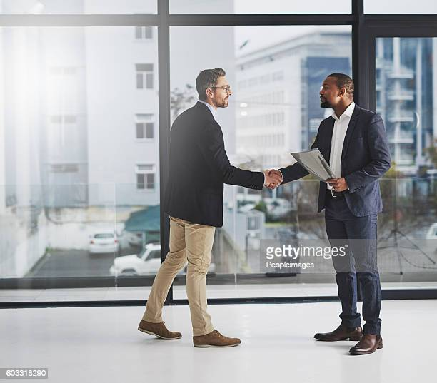 Combining corporate talent