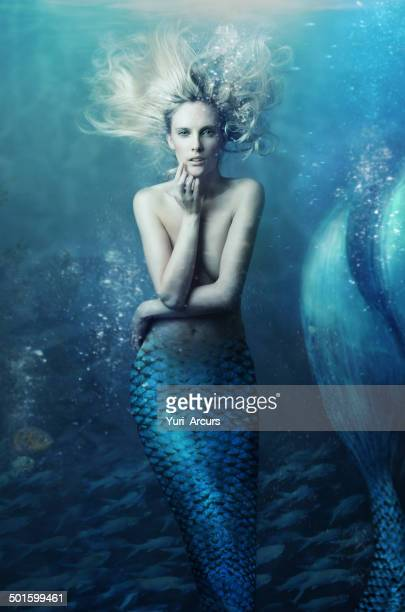 Besuchen Sie mich unter den Wellen.