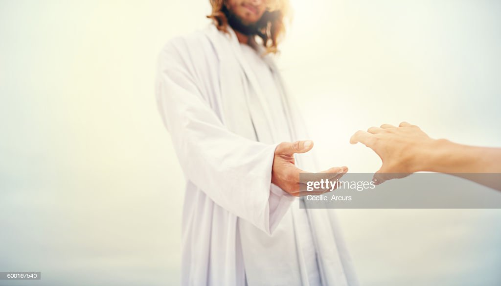 Come, you who are blessed by the Lord : Stock Photo