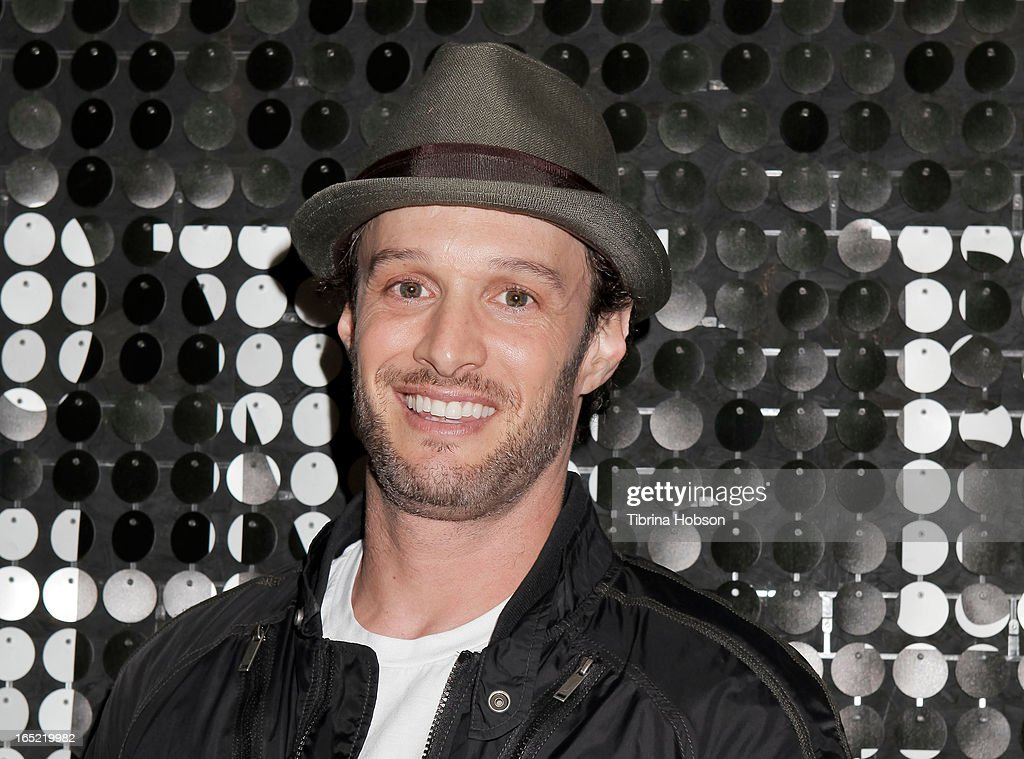 Comedian, actor, and writer Josh Wolf attends his book signing for 'It Takes Balls' at Skin Body Lounge on April 1, 2013 in Studio City, California.