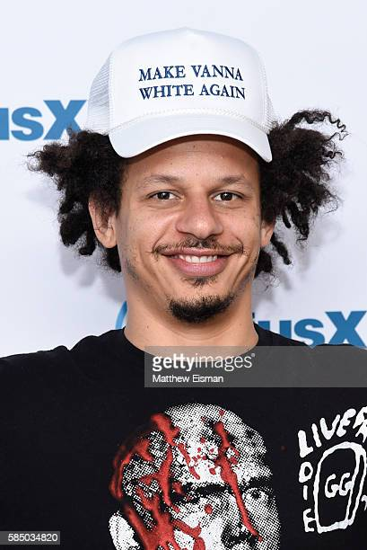 Comedian/ Actor Eric Andre visits SiriusXM Studio on August 1 2016 in New York City