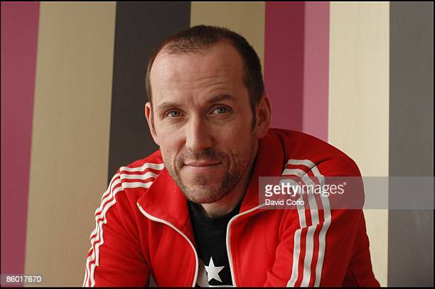 Comedian actor writer and director Ben Miller poses for a portrait at Hat Trick Productions on April 14 2009 in London England