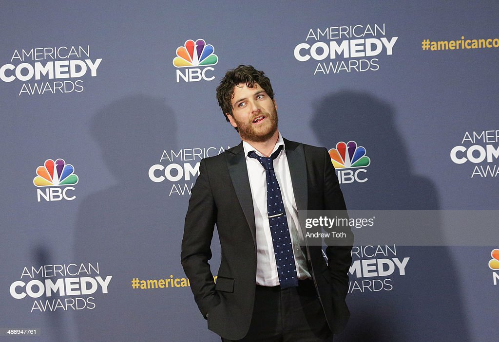 Comedian Adam Pally attends the 2014 American Comedy Awards at Hammerstein Ballroom on April 26, 2014 in New York City.