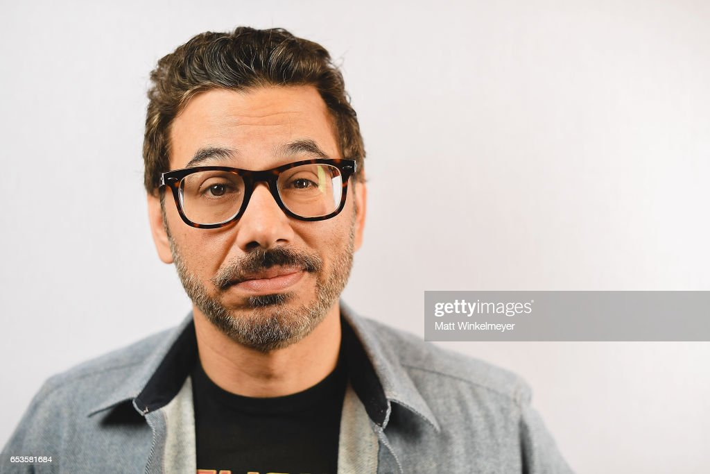 Comedian Al Madrigal poses for a portrait during the 'I'm Dying Up Here' premiere 2017 SXSW Conference and Festivals on March 15, 2017 in Austin, Texas.