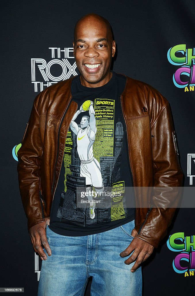 Comedian Alonzo Bodden arrives at 'Cheech And Chong's Animated Movie!' VIP green carpet premiere at The Roxy Theatre on April 17, 2013 in West Hollywood, California.