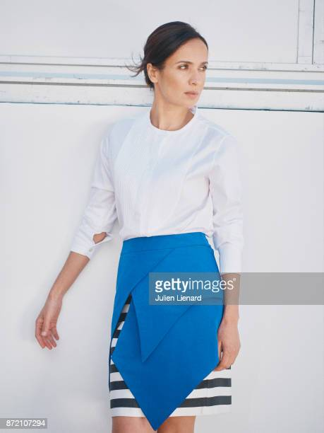 Comedian Amelle Chahbi is photographed for Self Assignment on May 19 2017 in Cannes France