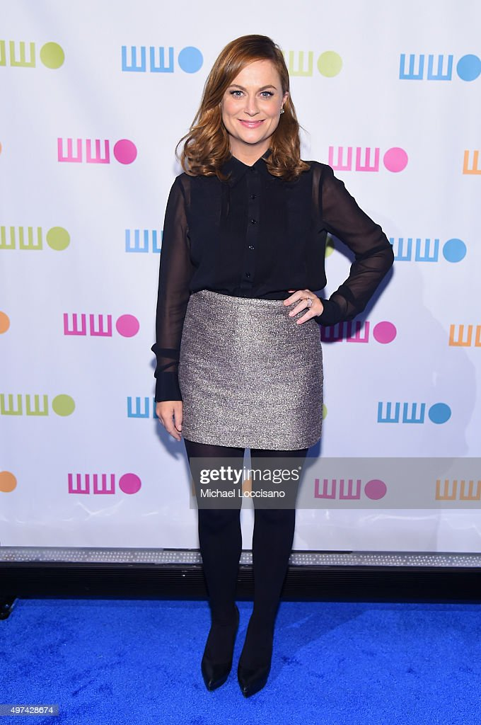 Comedian <a gi-track='captionPersonalityLinkClicked' href=/galleries/search?phrase=Amy+Poehler&family=editorial&specificpeople=228430 ng-click='$event.stopPropagation()'>Amy Poehler</a> attends Worldwide Orphans 11th Annual Gala at Cipriani on November 16, 2015 in New York City.