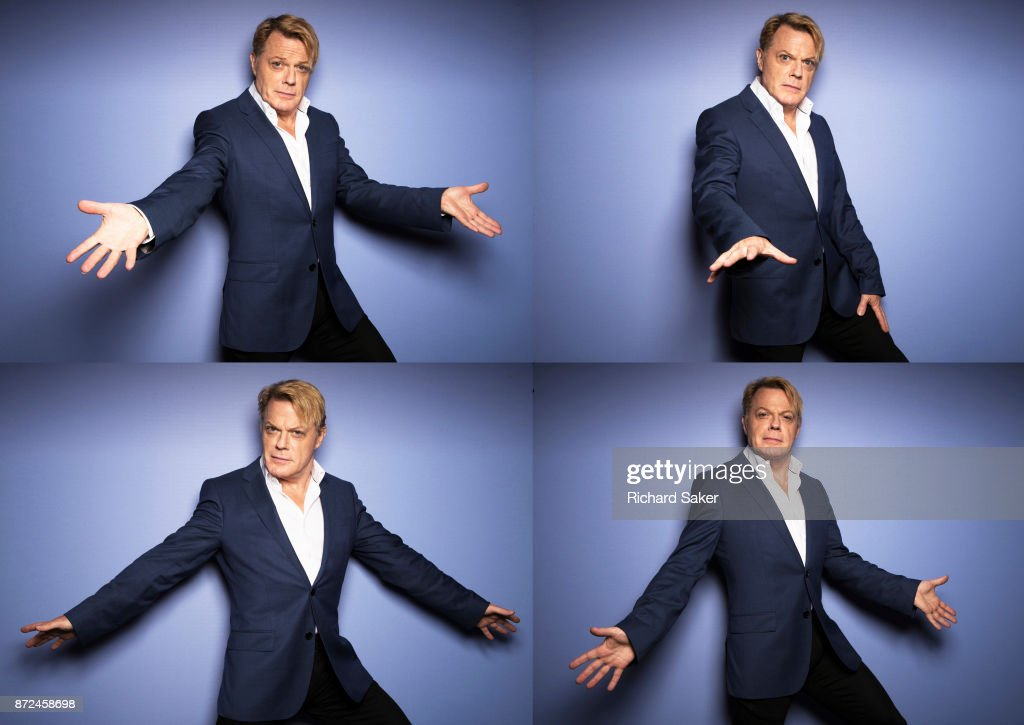 Comedian and actor Eddie Izzard is photographed for the Observer on September 8, 2017 in London, England.