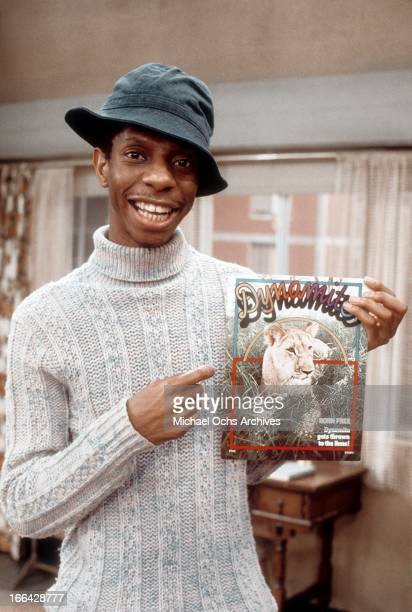 Comedian and actor Jimmy Walker poses for a portrait circa 1975