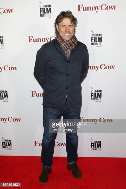 Comedian and actor John Bishop attends the World Premiere of 'Funny Cow' during the 61st BFI London Film Festival on October 9 2017 in London England