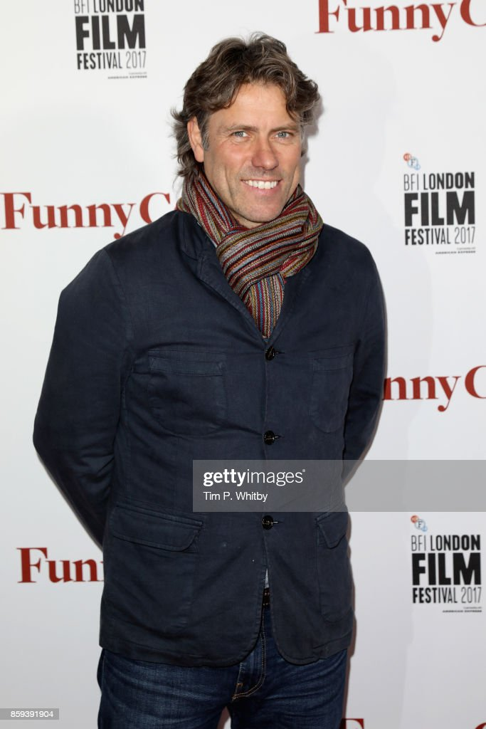 Comedian and actor John Bishop attends the World Premiere of 'Funny Cow' during the 61st BFI London Film Festival on October 9, 2017 in London, England.