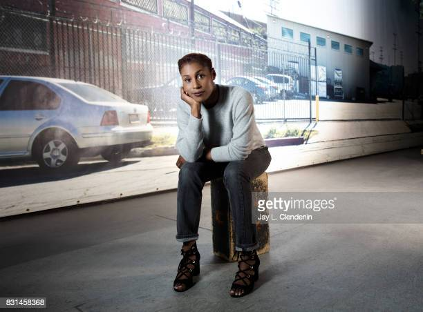Comedian and actress Issa Rae is photographed for Los Angeles Times on May 31 2017 in Los Angeles California PUBLISHED IMAGE CREDIT MUST READ Jay L...