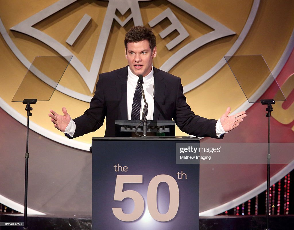 Comedian and host Theo Von attends the 50th Annual ICG Publicists Awards which took place at The Beverly Hilton Hotel on February 22, 2013 in Beverly Hills, California.