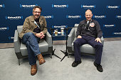 Comedian and podcast host Marc Maron talks about the new season of his IFC series MARON during a SiriusXM Town hall hosted by Jim Norton at the...
