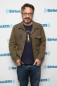 Comedian and podcast host Marc Maron visits the SiriusXM Studio on April 28 2016 in New York New York