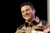 Comedian and television host Jimmy Kimmel speaks onstage at 'A Conversation With Jimmy Kimmel' during the 2015 SXSW Music Film Interactive Festival...
