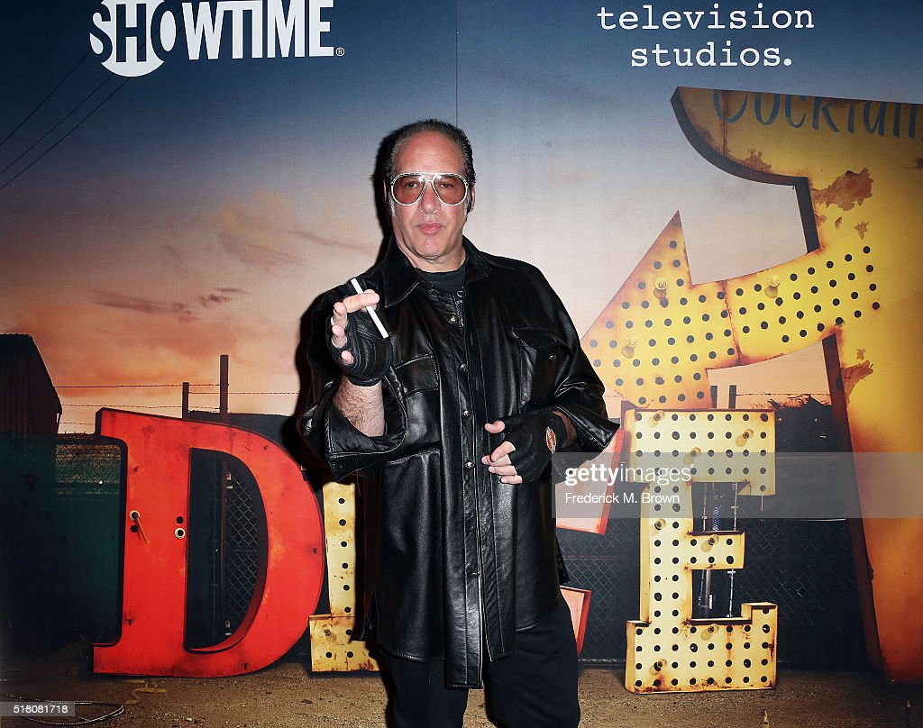 "Showtime And Fox 21 Television Studio's Premiere Screening For ""DICE,"" Starring Andrew Dice Clay - Arrivals"