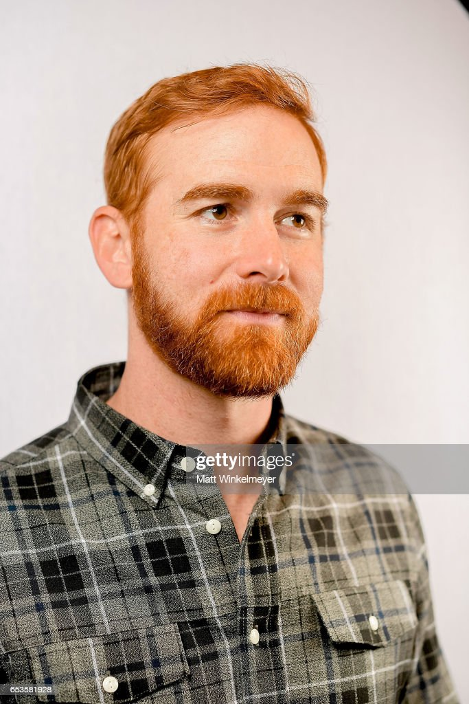 Comedian Andrew Santino poses for a portrait during the 'I'm Dying Up Here' premiere 2017 SXSW Conference and Festivals on March 15, 2017 in Austin, Texas.