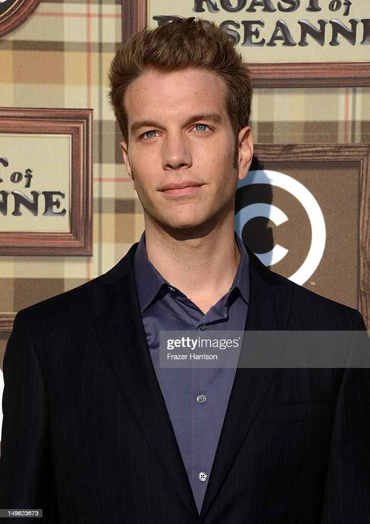 Comedian Anthony Jeselnik arrives at the Comedy Central Roast of Roseanne Barr at Hollywood Palladium on August 4, 2012 in Hollywood, California.