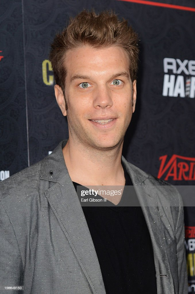 Comedian Anthony Jeselnik arrives at Variety's 3rd annual Power of Comedy event presented by Bing benefiting the Noreen Fraser Foundation held at Avalon on November 17, 2012 in Hollywood, California.