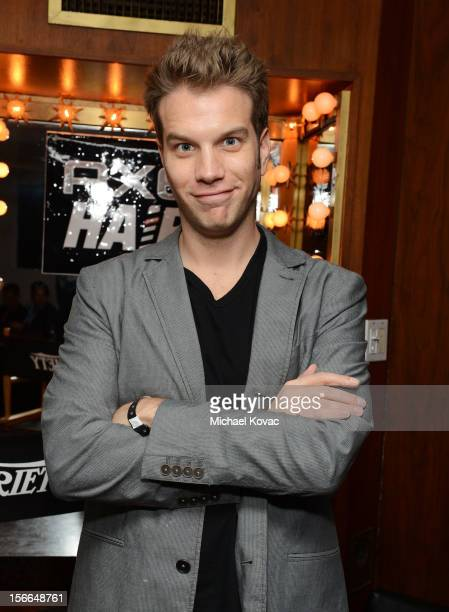 Comedian Anthony Jeselnik attends Variety's 3rd annual Power of Comedy event presented by Bing benefiting the Noreen Fraser Foundation held at Avalon...