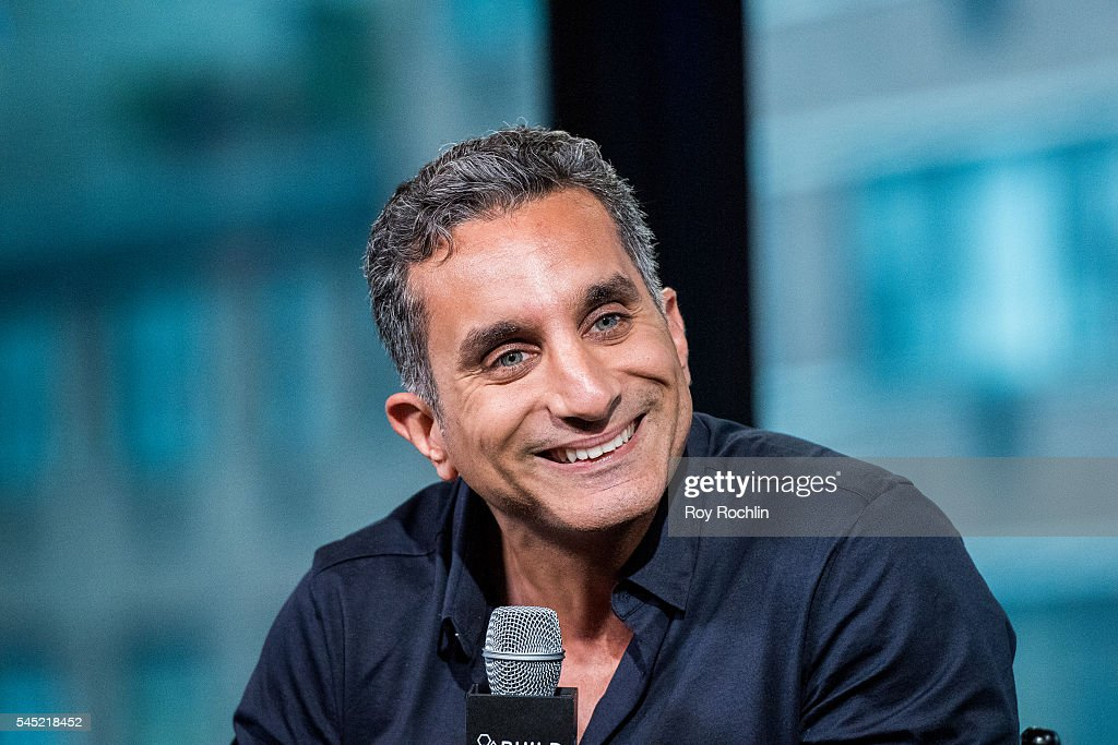 "AOL Build Speaker Series - Bassem Youssef Discusses ""The Democracy Handbook With Bassem Youssef"""