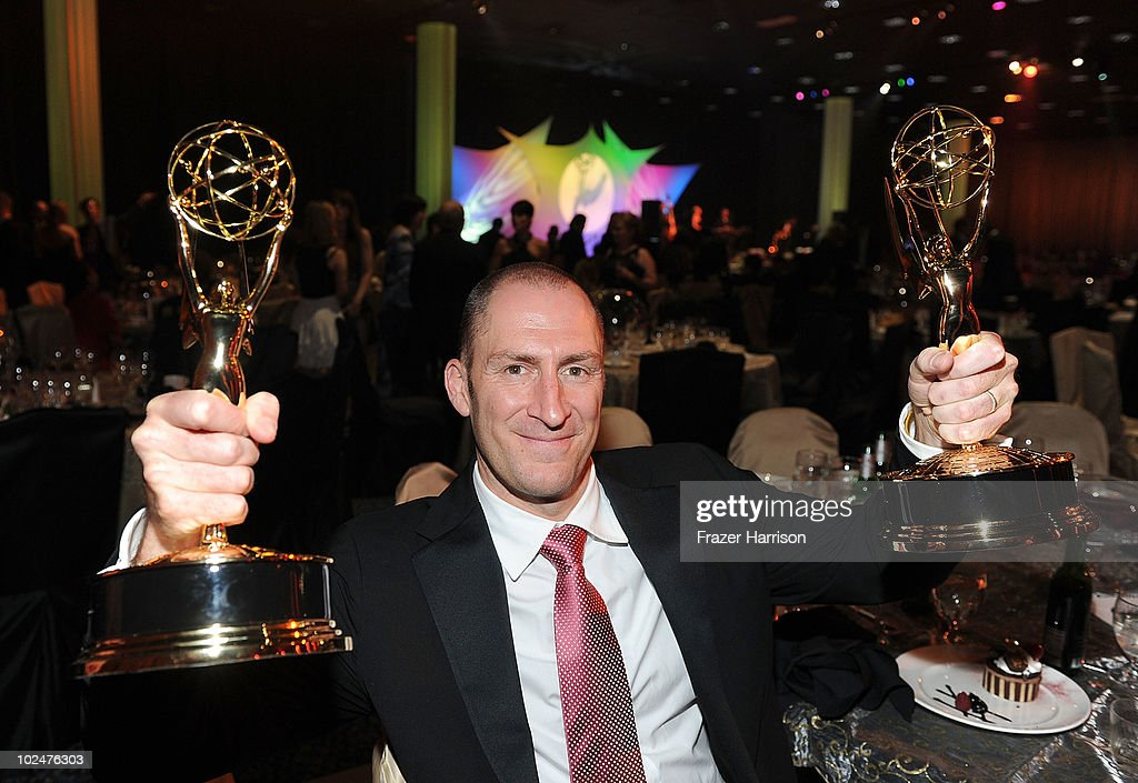 Comedian Ben Bailey attends the 37th Annual Daytime Entertainment Emmy Awards after party held at the Las Vegas Hilton on June 27, 2010 in Las Vegas, Nevada.