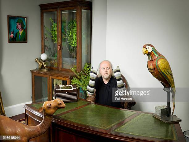 Comedian Bill Bailey is photographed for FHM Magazine on June 24 2015 in London England