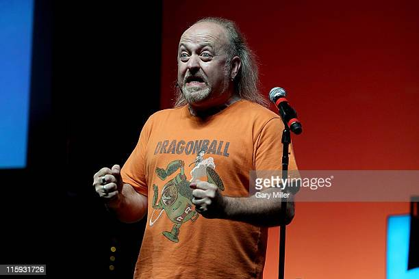 Comedian Bill Bailey performs during the 2011 Bonnaroo Music And Arts Festival on June 11 2011 in Manchester Tennessee