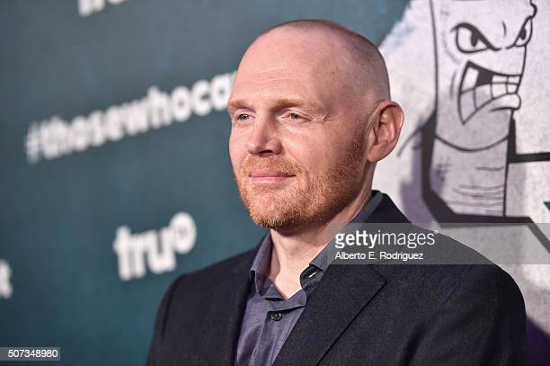 Comedian Bill Burr attends 'Those Who Can't' premiere event at The Wilshire Ebell Theatre on January 28 2016 in Los Angeles California 25914_001