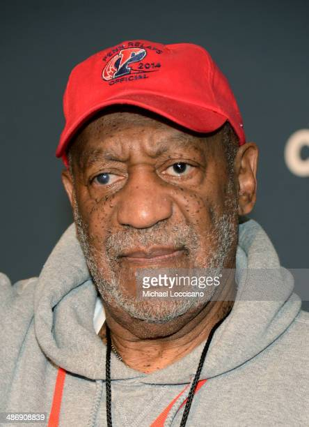 Comedian Bill Cosby attends 2014 American Comedy Awards at Hammerstein Ballroom on April 26 2014 in New York City