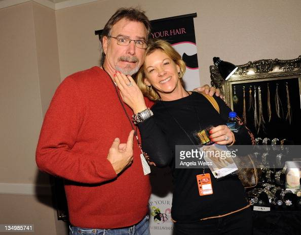 Comedian Bill Engvall and his...