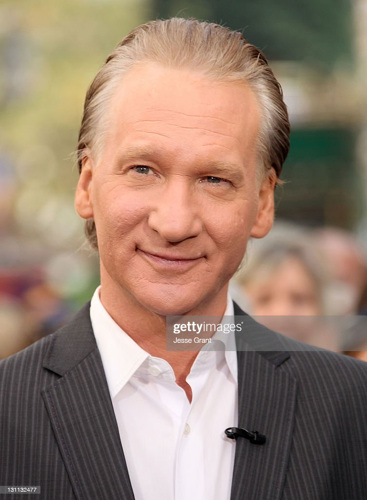 Comedian Bill Maher visits Extra at The Grove on November 1, 2011 in Los Angeles, California.