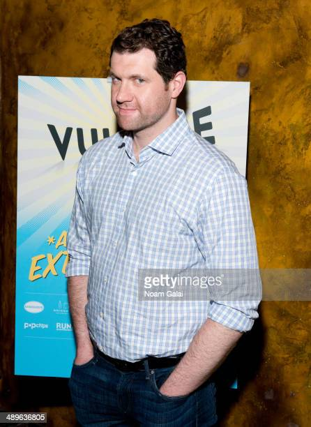 Comedian Billy Eichner attends Comedy Night during the 2014 Vulture Festival at The Bell House on May 11 2014 in New York City