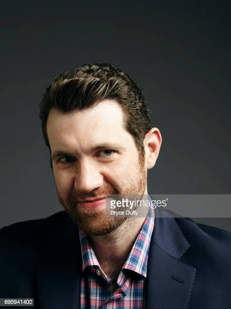 Comedian Billy Eichner is photographed for Variety on April 5 in Los Angeles California
