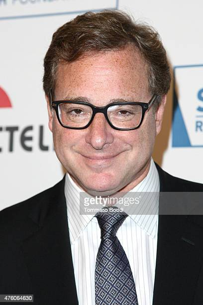 Comedian Bob Saget attends the Cool Comedy Hot Cuisine Benefit held at the Regent Beverly Wilshire Hotel on June 5 2015 in Beverly Hills California