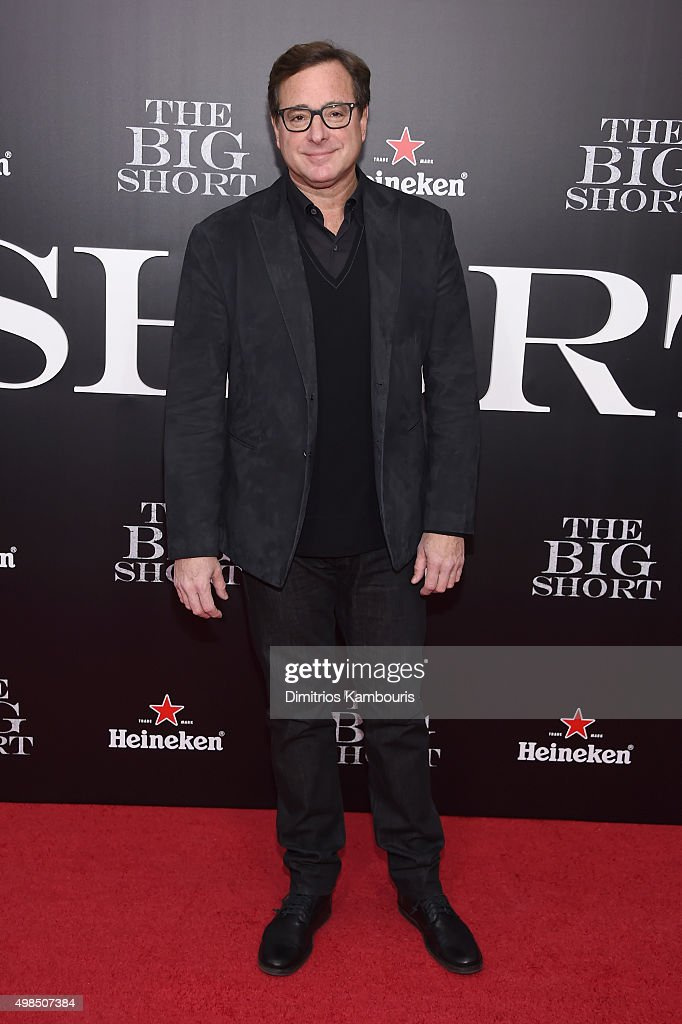 """The Big Short"" New York Premiere - Arrivals"