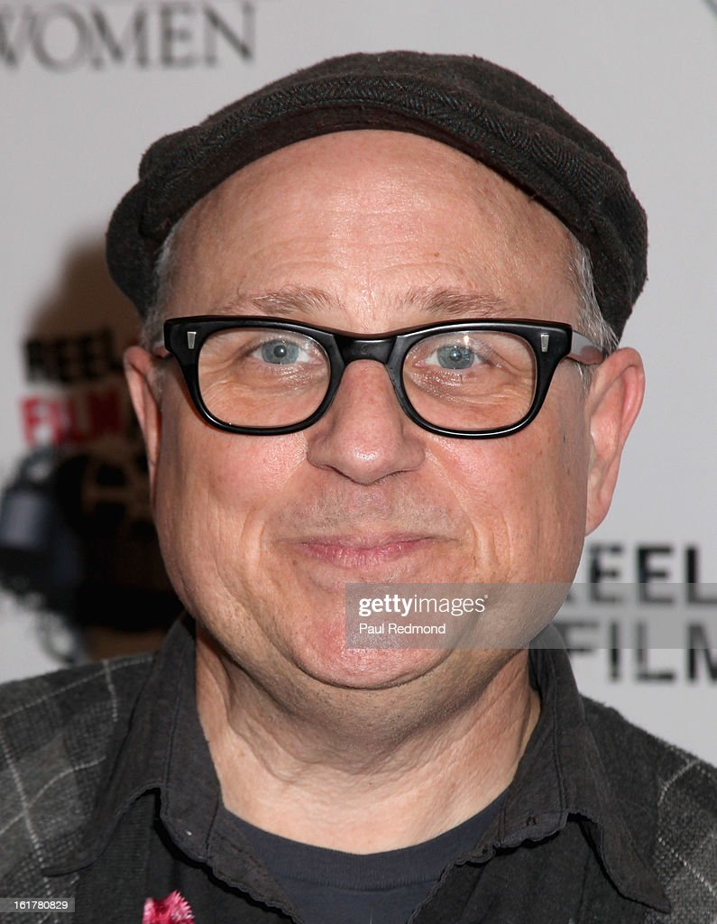 Comedian <a gi-track='captionPersonalityLinkClicked' href=/galleries/search?phrase=Bobcat+Goldthwait&family=editorial&specificpeople=242987 ng-click='$event.stopPropagation()'>Bobcat Goldthwait</a> arrives at Writers In Treatment's 4th Annual Experience, Strength And Hope Awards at Skirball Cultural Center on February 15, 2013 in Los Angeles, California.