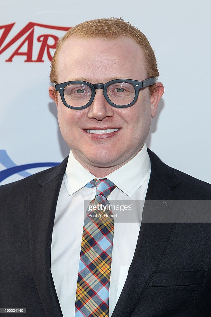 Comedian Brad Wollack attends the Comedy for a Cure benefit held at Lure on April 7, 2013 in Hollywood, California.
